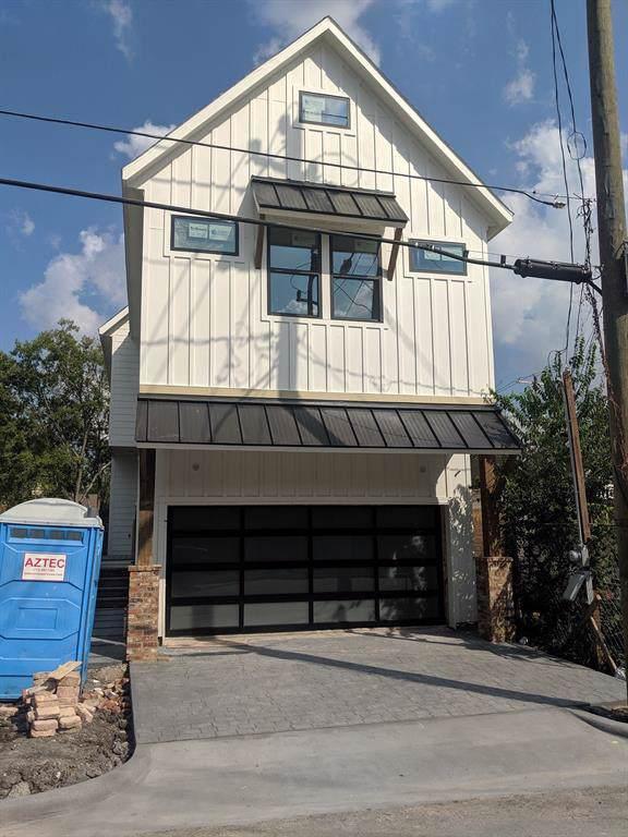 322 E 37th Street, Houston, TX 77018 (MLS #95205437) :: Giorgi Real Estate Group