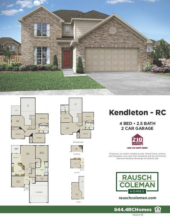 6219 Kolle Drive, Rosenberg, TX 77471 (MLS #95371746) :: Texas Home Shop Realty
