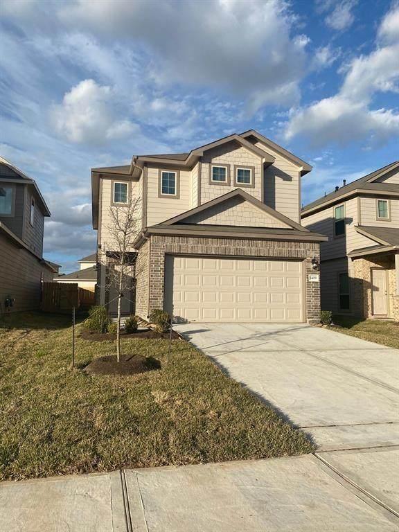 13418 Merryville Harrogate Lane, Houston, TX 77048 (MLS #95507092) :: The Bly Team