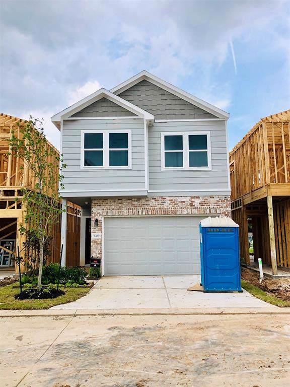 5419 Camaguey Street, Houston, TX 77023 (MLS #95574077) :: The Jennifer Wauhob Team