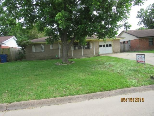 3017 Somerset Avenue, Texas City, TX 77590 (MLS #95886310) :: Texas Home Shop Realty