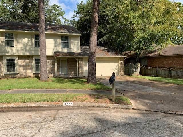 3227 Old Chapel Drive, Spring, TX 77373 (MLS #95927264) :: Caskey Realty