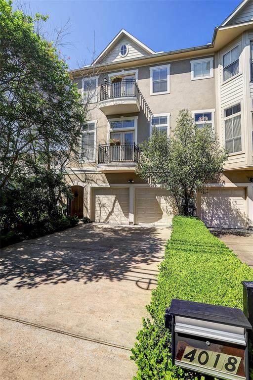 4018 Blossom Street, Houston, TX 77007 (MLS #95932555) :: Ellison Real Estate Team