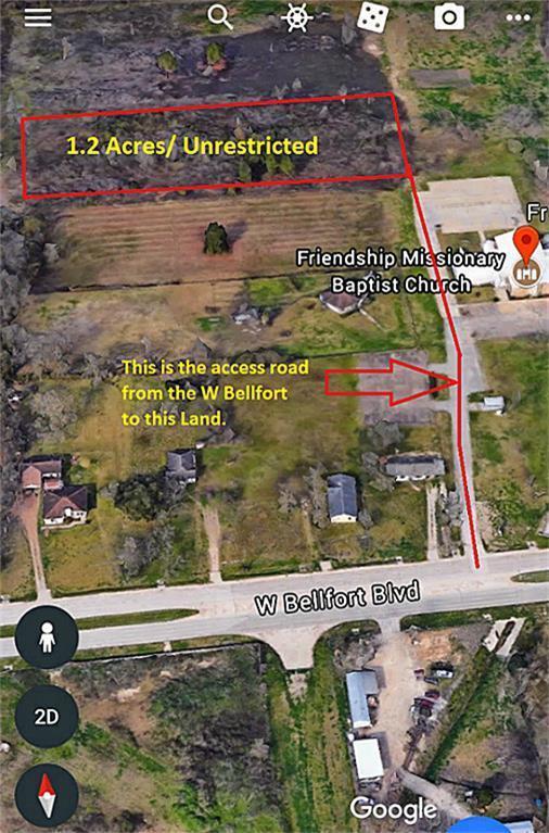 0 W Bellfort, Sugar Land, TX 77498 (MLS #96054612) :: Texas Home Shop Realty