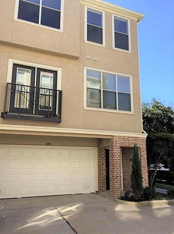 12707 Boheme Drive #1211, Houston, TX 77024 (MLS #96079927) :: Texas Home Shop Realty