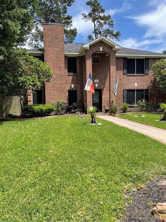 1402 Green Tree Drive, Tomball, TX 77375 (MLS #96146160) :: Green Residential