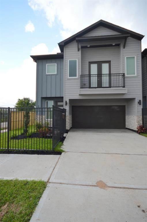 3303 Daphne Street, Houston, TX 77021 (MLS #96152156) :: Lerner Realty Solutions