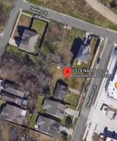 2314 Napoleon Street, Houston, TX 77004 (MLS #96399607) :: Lerner Realty Solutions