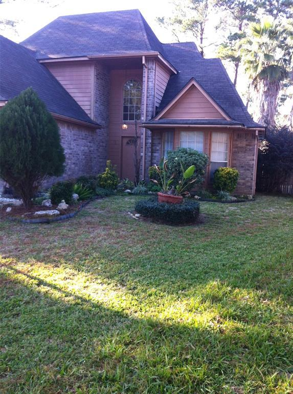 9214 Towne Terrace Drive, Spring, TX 77379 (MLS #9652120) :: Texas Home Shop Realty