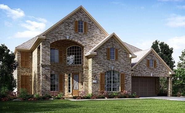 1714 Saxon Bend Trail, Richmond, TX 77469 (MLS #96651197) :: See Tim Sell