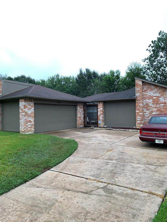 2314 Heathergold Drive, Houston, TX 77084 (MLS #96753115) :: The SOLD by George Team