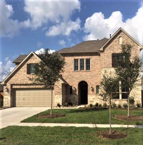 12510 Grayton Drive, Texas City, TX 77568 (MLS #9680908) :: The Sansone Group