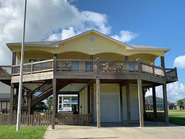 933 Kent, Crystal Beach, TX 77650 (MLS #96872868) :: Texas Home Shop Realty