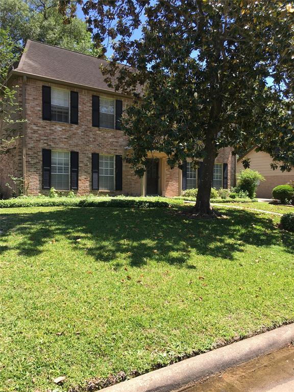1615 Castlerock Drive, North Houston, TX 77090 (MLS #96900587) :: The Heyl Group at Keller Williams