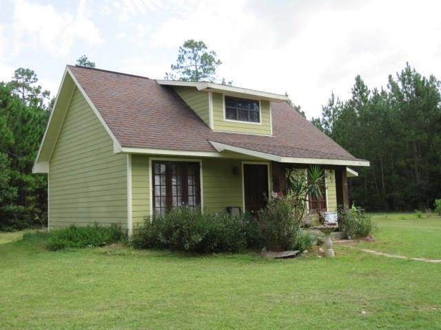 4010 Fm 1131, Vidor, TX 77662 (MLS #97143945) :: The SOLD by George Team