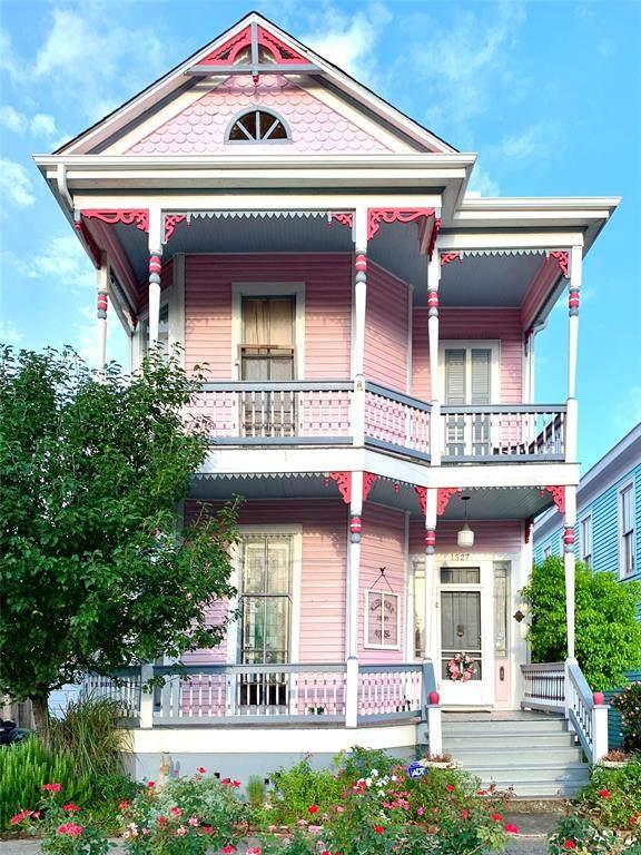 1527 21 Street, Galveston, TX 77550 (MLS #97421695) :: Ellison Real Estate Team