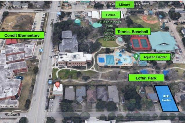 5121 Linden Street, Bellaire, TX 77401 (MLS #97471131) :: The Sansone Group
