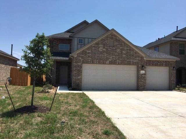 3814 Kirby Court, Texas City, TX 77591 (MLS #97745224) :: Rose Above Realty