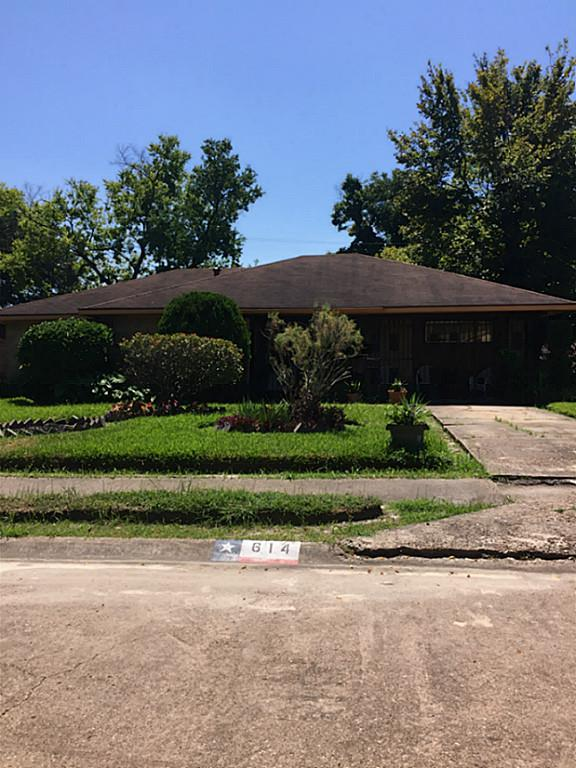 614 Bizerte Street, Houston, TX 77022 (MLS #97801694) :: Texas Home Shop Realty