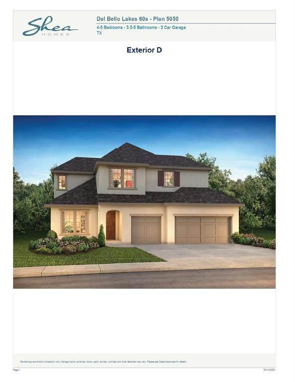 6218 Camden Shore Drive, Manvel, TX 77578 (MLS #97833261) :: Christy Buck Team