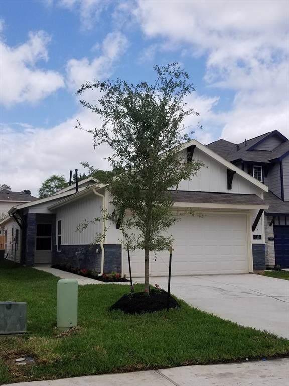 160 Camelot Place, Conroe, TX 77304 (MLS #97912788) :: Texas Home Shop Realty