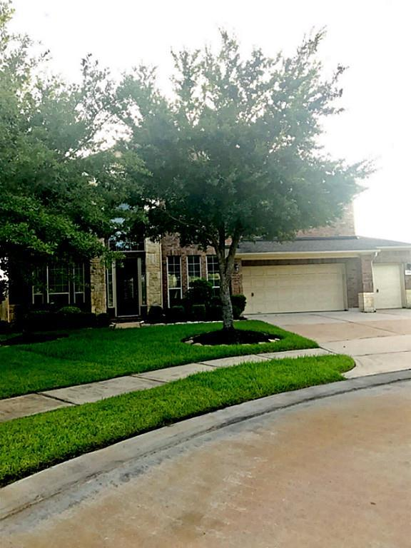 13610 Wild Lilac Court, Pearland, TX 77584 (MLS #98032478) :: Christy Buck Team