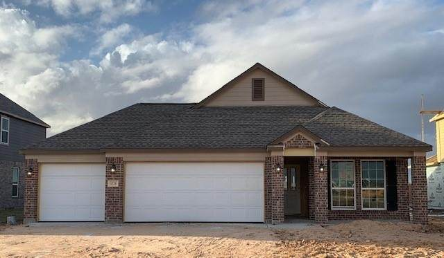 124 Highland Prarie Way, Waller, TX 77484 (MLS #98067399) :: The Bly Team