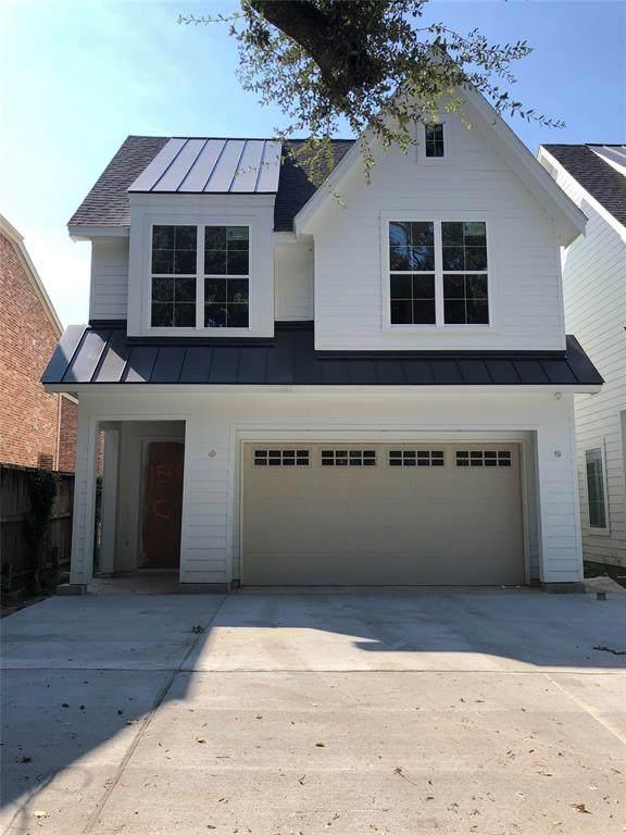 1500 Auline Lane B, Houston, TX 77055 (MLS #98130608) :: Area Pro Group Real Estate, LLC