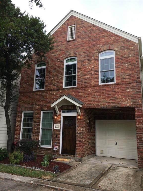 1773 Aden Drive, Houston, TX 77003 (MLS #98143166) :: TEXdot Realtors, Inc.