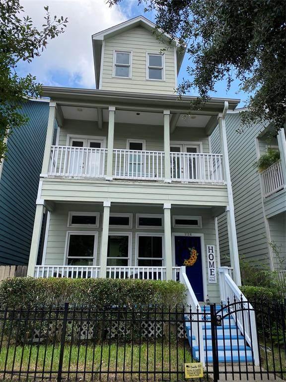 1126 Edwards Street, Houston, TX 77007 (MLS #98413409) :: Caskey Realty