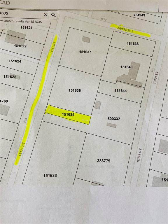 Lot 13 11th St, San Leon, TX 77539 (MLS #98539836) :: The SOLD by George Team