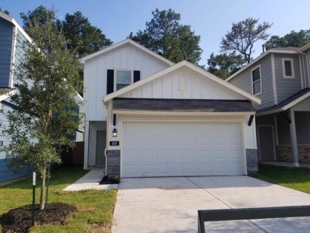 109 Camelot Place Court, Conroe, TX 77304 (MLS #98736573) :: Texas Home Shop Realty