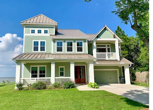 5047 W Bayshore Drive, Bacliff, TX 77518 (MLS #98767237) :: The SOLD by George Team