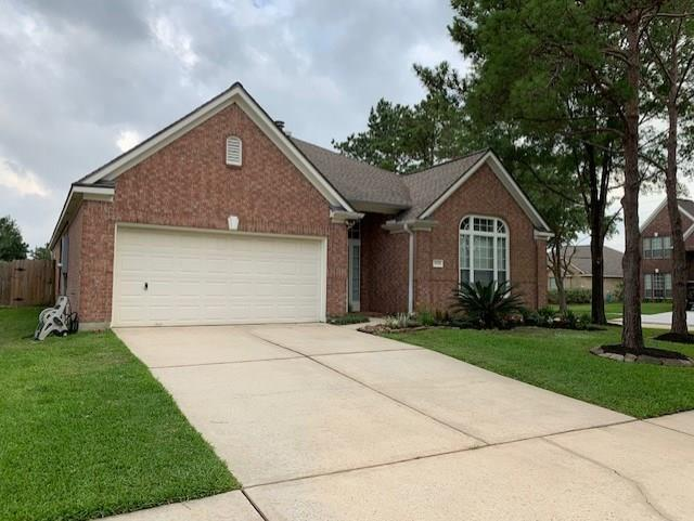 11731 Canyon Mist Lane, Tomball, TX 77377 (MLS #98807038) :: The SOLD by George Team