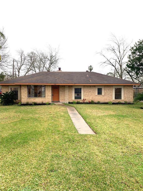203 S Idaho Street, La Porte, TX 77571 (MLS #1008583) :: Ellison Real Estate Team
