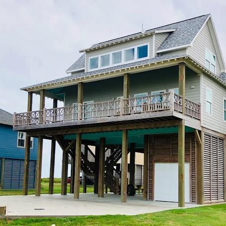 957 Sailfish, Crystal Beach, TX 77650 (MLS #10582656) :: Texas Home Shop Realty