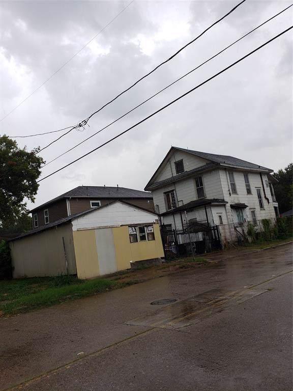 710 Cordell Street, Houston, TX 77009 (MLS #11286933) :: Giorgi Real Estate Group