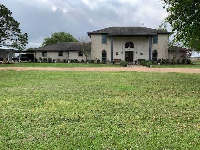 1024 County Road 185, Garwood, TX 77442 (MLS #15773091) :: Ellison Real Estate Team