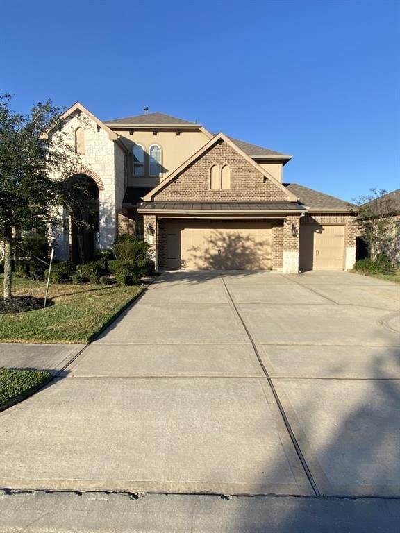 714 Marbrook Saddle Lane, League City, TX 77573 (MLS #16483944) :: Rachel Lee Realtor
