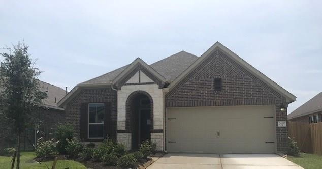 2607 Ivy Wood Lane, Conroe, TX 77385 (MLS #17374164) :: The Heyl Group at Keller Williams