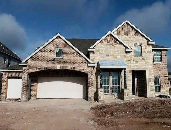 3015 Cooper Hawk Lane, Richmond, TX 77406 (MLS #17867132) :: The SOLD by George Team