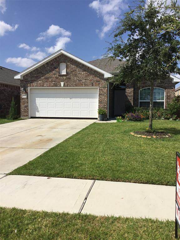 12638 12638 Pirate Bend Drive Drive, Texas City, TX 77568 (MLS #17965938) :: The Queen Team