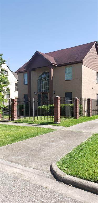 2814 Cleburne Street, Houston, TX 77004 (MLS #21387070) :: The SOLD by George Team