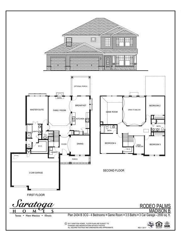 33 Alyssa Palms Drive, Manvel, TX 77578 (MLS #24250956) :: Texas Home Shop Realty