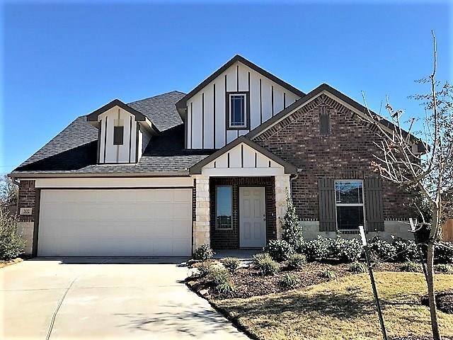 206 Goose Barnacle Lane, Rosenberg, TX 77469 (MLS #25978604) :: Texas Home Shop Realty