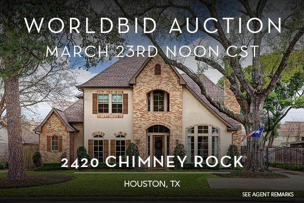 2420 Chimney Rock Road, Houston, TX 77056 (MLS #26193742) :: Christy Buck Team