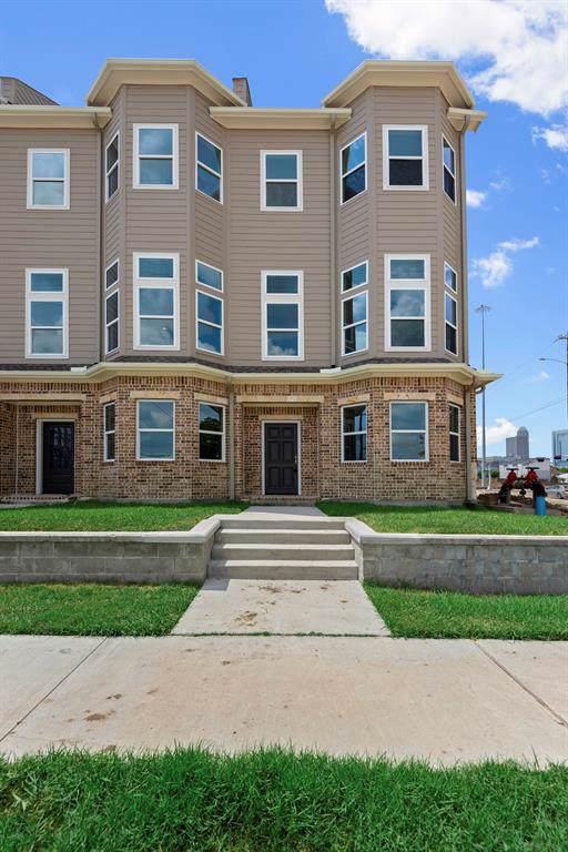 2020 Mcgowen Street R, Houston, TX 77004 (MLS #26669976) :: Ellison Real Estate Team