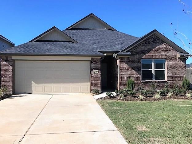 211 Sintra Lake Way, Rosenberg, TX 77469 (MLS #27669145) :: Texas Home Shop Realty