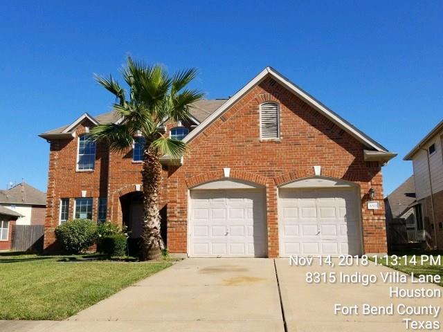 8315 Indigo Villa Lane, Houston, TX 77083 (MLS #31438436) :: TEXdot Realtors, Inc.