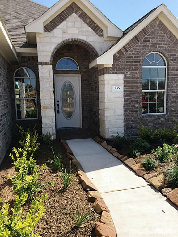 106 Abner, Montgomery, TX 77356 (MLS #32150405) :: Texas Home Shop Realty